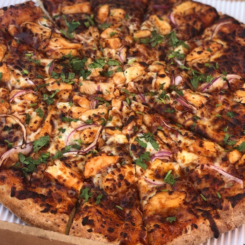 bbq chicken pizza salinas ca 93908